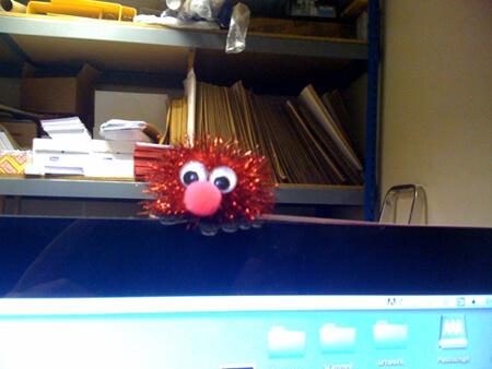 Fuzzy Bug!!!