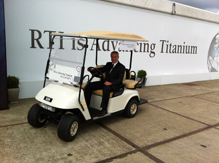 New Company Vehicle For Pete?