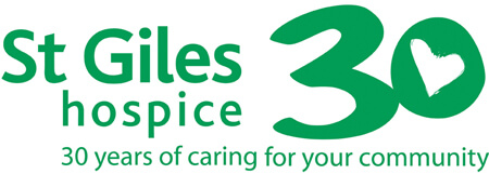 We are proud to be supporting St Giles Hospice this Christmas