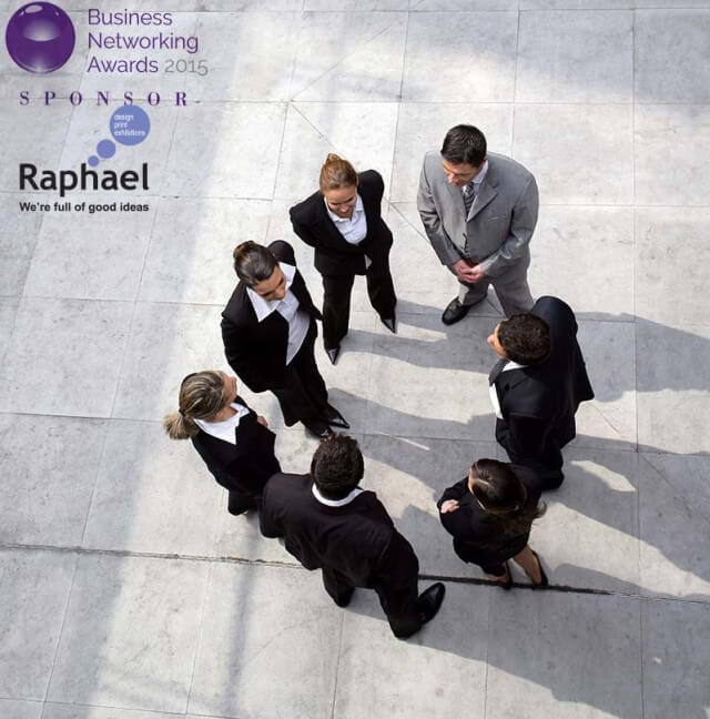 Raphael Design Is Short Listed for 2014 Business Networking Awards
