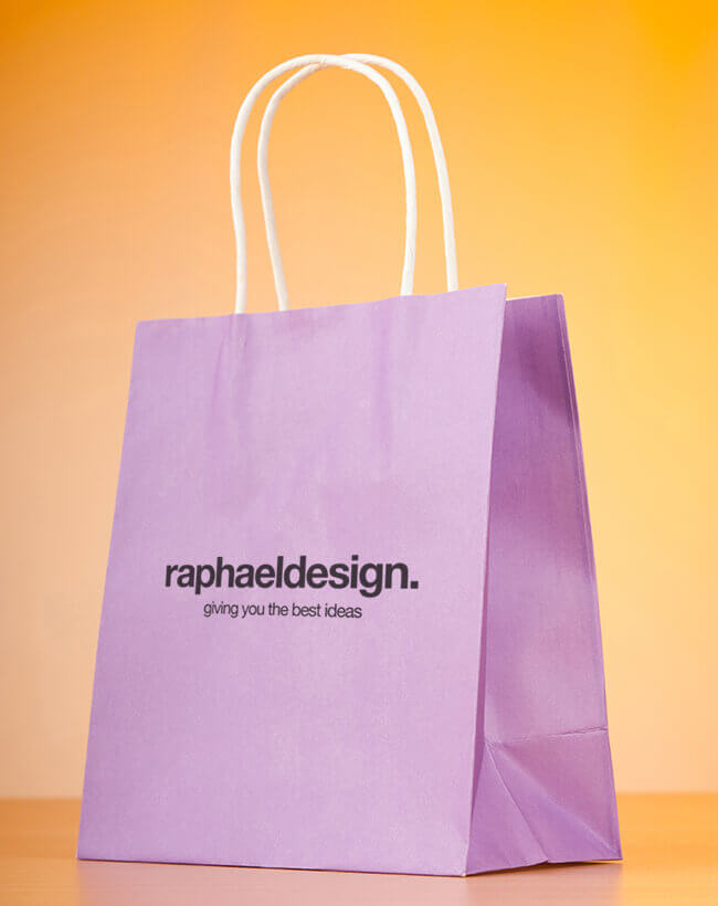 Printed Gift Bags