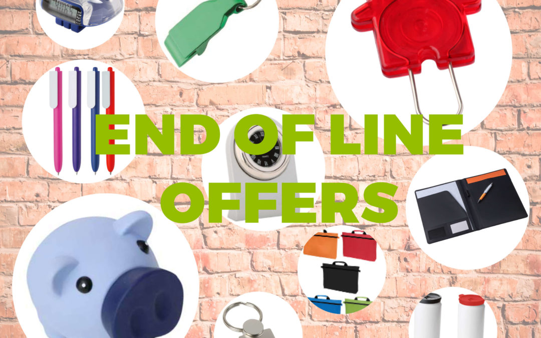 End of Line Promotional Gifts Catalogue