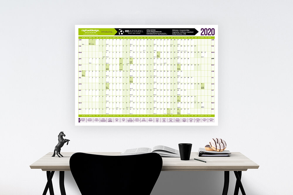 Fancy a FREE 2020 Wall Planner?